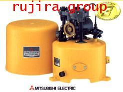 ปั๊มน้ำอัตโนมัติ \quot;Mitsubishi\quot; 250 วัตต์  ส่งสูง 18 ม.