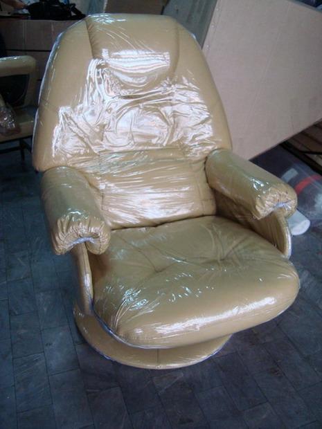 เก้าอี้พักผ่อนรหัส C 100  ฐานเก้าอี้กลมใหญ่ ราคาส่ง