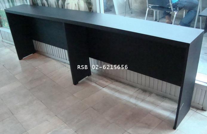 โต๊ะคอมพิวเตอร์ โต๊ะทำงาน กว้าง 200 cm ลึก 45cm