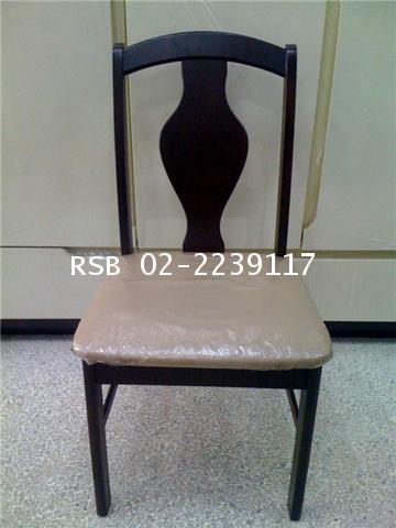 เก้าอี้ทานอาหาร ไม้ธรรมชาติ รุ่น G2
