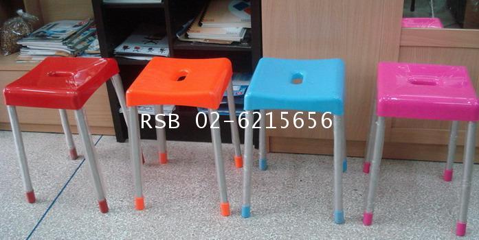 เก้าอี้พลาสติก รุ่น 378 มีหลายสี ราคาส่ง