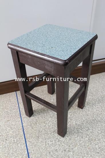 เก้าอี้ทรงจีน ปิดผิวโฟโมก้า
