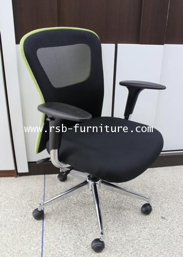 เก้าอี้สำนักงาน เก้าอี้ผู้บริหาร รุ่น 856 ยี่ห้อ ASAHI