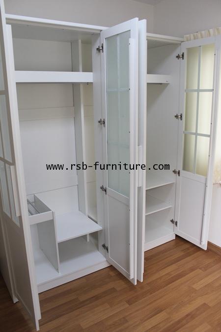 ชุดห้องนอนเน็คต้า เตียงมีทั้ง 5,6 ฟุต ตู้เสื้อผ้า 180 cm 4 บานประตู ราคาพิเศษ 3