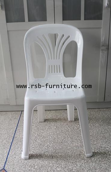 เก้าอี้พลาสติก รุ่น 1109 มีทั้งเกรด A และ B