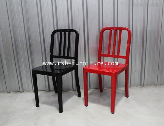 เก้าอี้ดีไซน์ เหล็กหนา แนว Loft รุ่น 1403