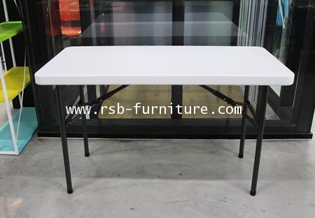 โต๊ะพับอเนกประสงค์ ขนาด 153*76 cm