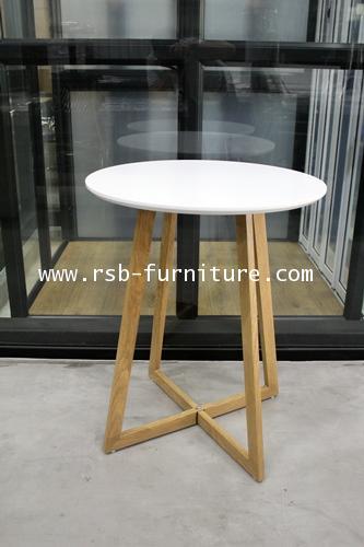 โต๊ะอเนกประสงค์ TOP ไม้ ขาเหล็กลายไม้ รหัส 1651