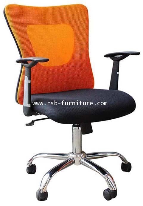 เก้าอี้สำนักงาน เก้าอี้ทำงาน รุ่น 1229 งานดีไซน์