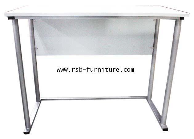 โต๊ะยืนทำงาน W150XD50XH100CM เมลามีนเกรดA รหัส 1718