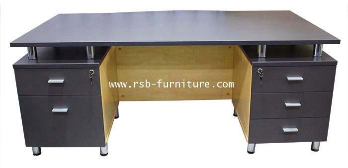 โต๊ะทำงาน โต๊ะผู้บริหาร งานดีไซน์ 180 cm