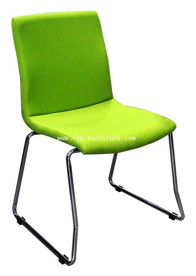เก้าอี้ทำงาน รหัส 1743 ขาเหล็ก C