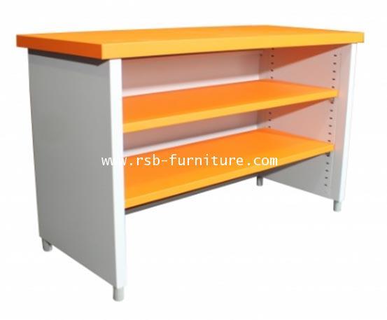 โต๊ะอเนกประสงค์เหล็ก LUCKYWORLD ขนาด 120และ150 CM KDS-120 รหัส 1064