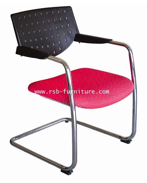 เก้าอี้ทำงาน ขาเหล็กตัว C  รหัส 1410