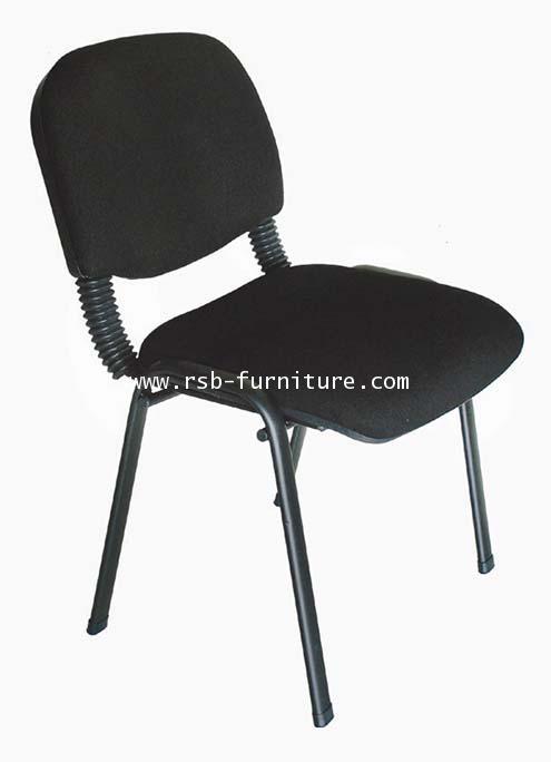 เก้าอี้สำนักงาน รหัส 129  สามารถซ้อนเก็บได้  ราคาส่ง