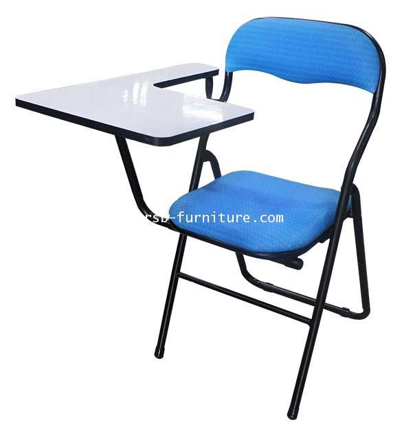 เก้าอี้เลคเชอร์พับได้ เก้าอี้เลคเชอร์ โครงเหล็ก