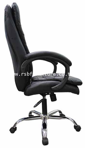 เก้าอี้สำนักงาน เก้าอี้ผู้บริหาร รุ่น 652 เบาะ 2 ชั้น 2