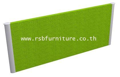 MiniScreen ไม้บุผ้า สำหรับตั้งบนโต๊ะ  รหัส 2148