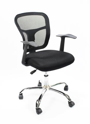 เก้าอี้ทำงาน พนักพิงตาข่าย รหัส 526