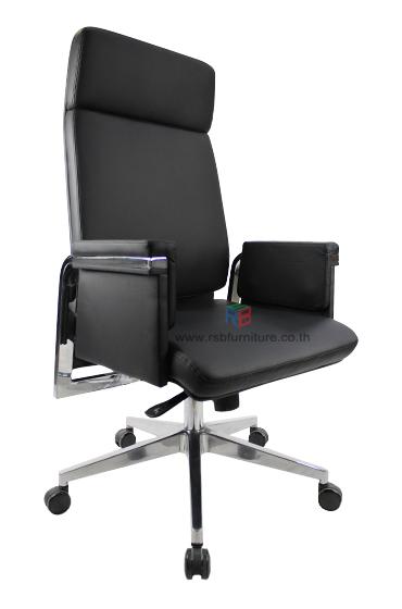 เก้าอี้ผู้บริหาร เอนได้ แข็งแรงมาก รับน้ำหนักได้ดี รหัส 1350