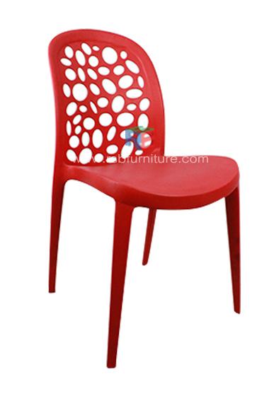 เก้าอี้ดีไซน์ รุ่น 1405 พิงเอนรับกับหลัง