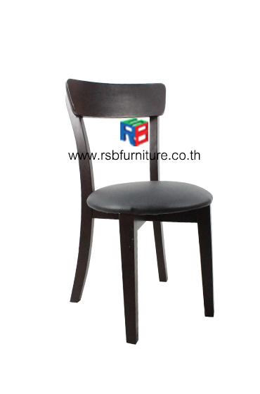 เก้าอี้รุ่น ซูโม่ ไม้ธรรมชาติ รหัส 1053