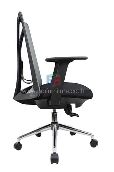 เก้าอี้สุขภาพ พนักพิงตาข่าย เดินโครงตัว Y รับน้ำหนักได้มาก รหัส 2534 2