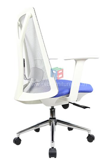 เก้าอี้สุขภาพ พนักพิงตาข่าย เดินโครงตัว Y รับน้ำหนักได้มาก รหัส 2534 7