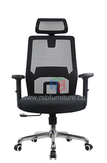 เก้าอี้สำนักงาน พนักพิงตาข่าย รหัส 2538 1