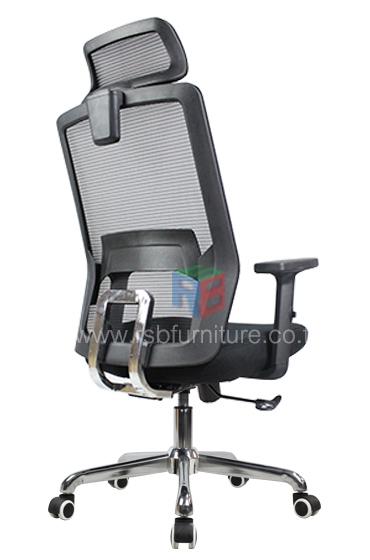 เก้าอี้สำนักงาน พนักพิงตาข่าย รหัส 2538 3