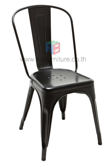เก้าอี้ดีไซน์เหล็ก TOLIX CHAIR รุ่น BRONCO รหัส 1177