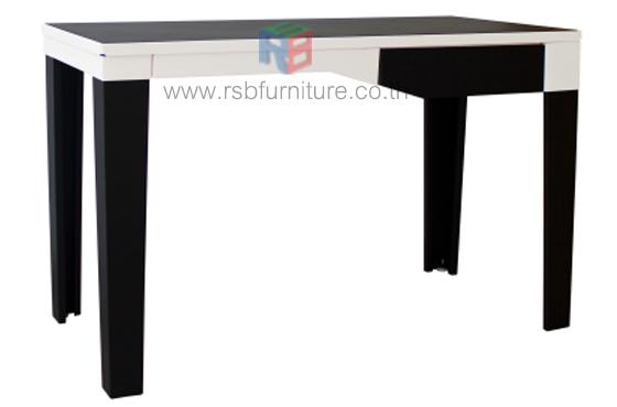 โต๊ะทำงานเหล็ก1ลิ้นชัก KIOSK รุ่น KN-101 ขนาด W120XD60CM + ตู้เตี้ย2ลิ้นชัก KN-103 รหัส1611