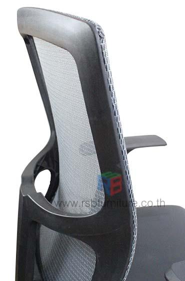 เก้าอี้สำนักงาน พนักพิงตาข่าย รุ่นขายดี รหัส 2406 6