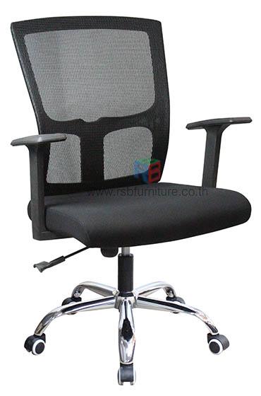 เก้าอี้สำนักงาน พนักพิงตาข่าย รุ่นขายดี รหัส 2406 1