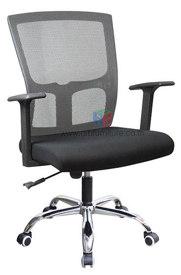 เก้าอี้สำนักงาน พนักพิงตาข่าย รุ่นขายดี รหัส 2406