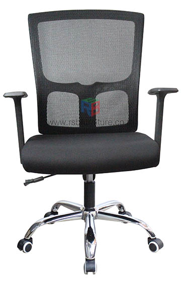 เก้าอี้สำนักงาน พนักพิงตาข่าย รุ่นขายดี รหัส 2406 2