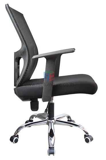 เก้าอี้สำนักงาน พนักพิงตาข่าย รุ่นขายดี รหัส 2406 3