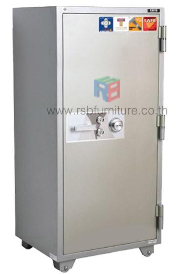 ตู้เซฟนิรภัย 363 KG สำหรับเก็บเอกสาร รุ่นใหญ่พิเศษ แบบ 1 รหัส 2 กุญแจ รุ่น TS150K2C รหัส 2778