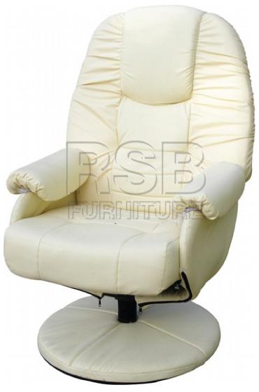 เก้าอี้ร้านนวด เก้าอี้เกมส์ ฐานจานกลม รับน้ำหนัก 130 KG รหัส 2910
