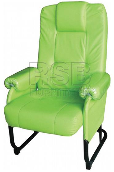 เก้าอี้ร้านอินเตอร์เน็ท เก้าอี้ร้านเกมส์ พิงเอนรับกับหลัง รหัส 2911