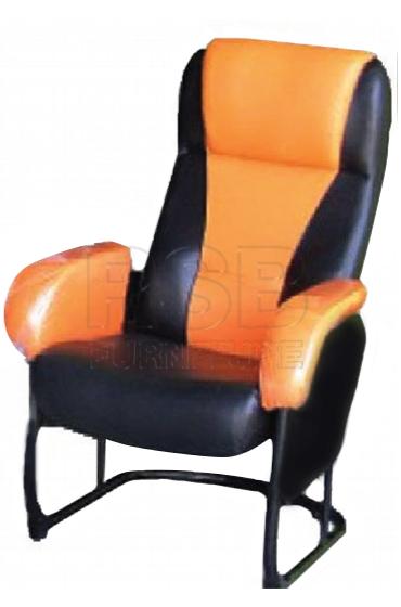 เก้าอี้ร้านนวด เก้าอี้ร้านสปา ปรับเอนนอน 45 องศา รหัส 2914