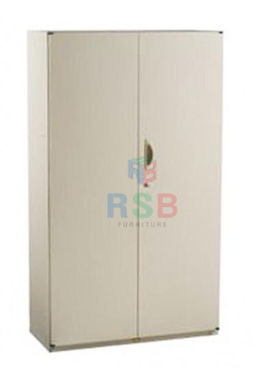 ตู้เหล็ก LUCKY รุ่น D-9155 บานเปิด 2 บาน ขนาด 90 x 40 สูง 155 cm รหัส 3264