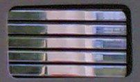 แผ่นโพลีคาร์บอเนต สีเทา Polycarbonate Plate in Gray Color