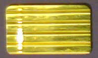 แผ่นโพลีคาร์บอเนต สีเหลืองใส Polycarbonate in Light Yellow Color