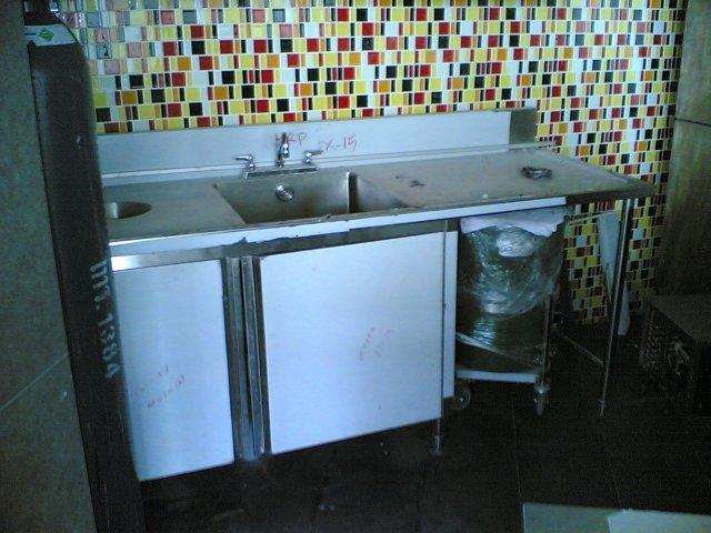 เครื่องครัวสเตนเลส(Stainless Steel KitchenWare) at Hard Rock Cafe on Pattaya Beach