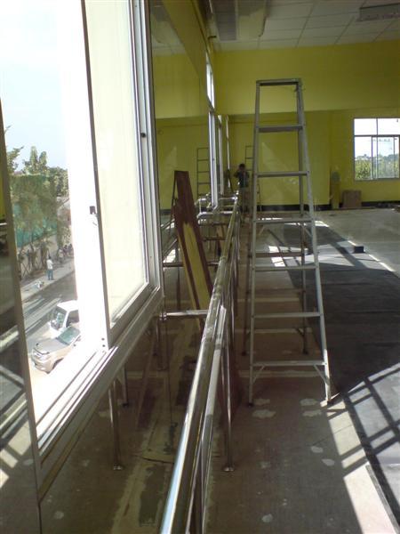 เคาน์เตอร์บาร์โทนสแตนเลส Stainless Steel Counter 1
