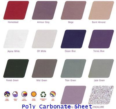 แผ่นโพลีคาร์บอเนต (Polycarbonate Sheet)