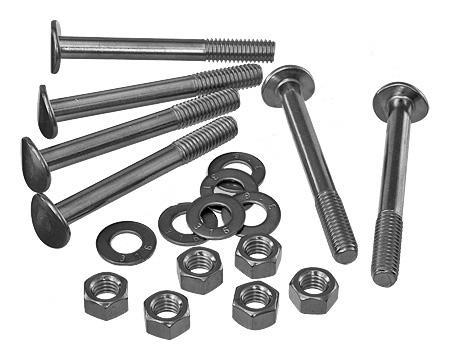 น๊อต สกรู อุปกรณ์สเตนเลส LD-H056 (Knot Screw and Stainless Accessories)