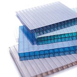 แผ่นโพลีคาร์บอเนต (Polycarbonate Sheet) 1