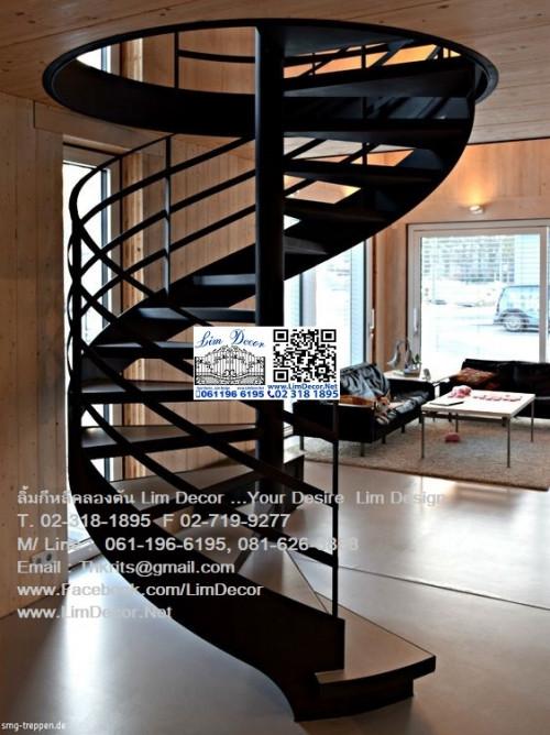 LD - B Exclusive 30 คอลเล็คชั่นบันไดวน 30 Collections of Winder-Spiral Staircase / Railing 4